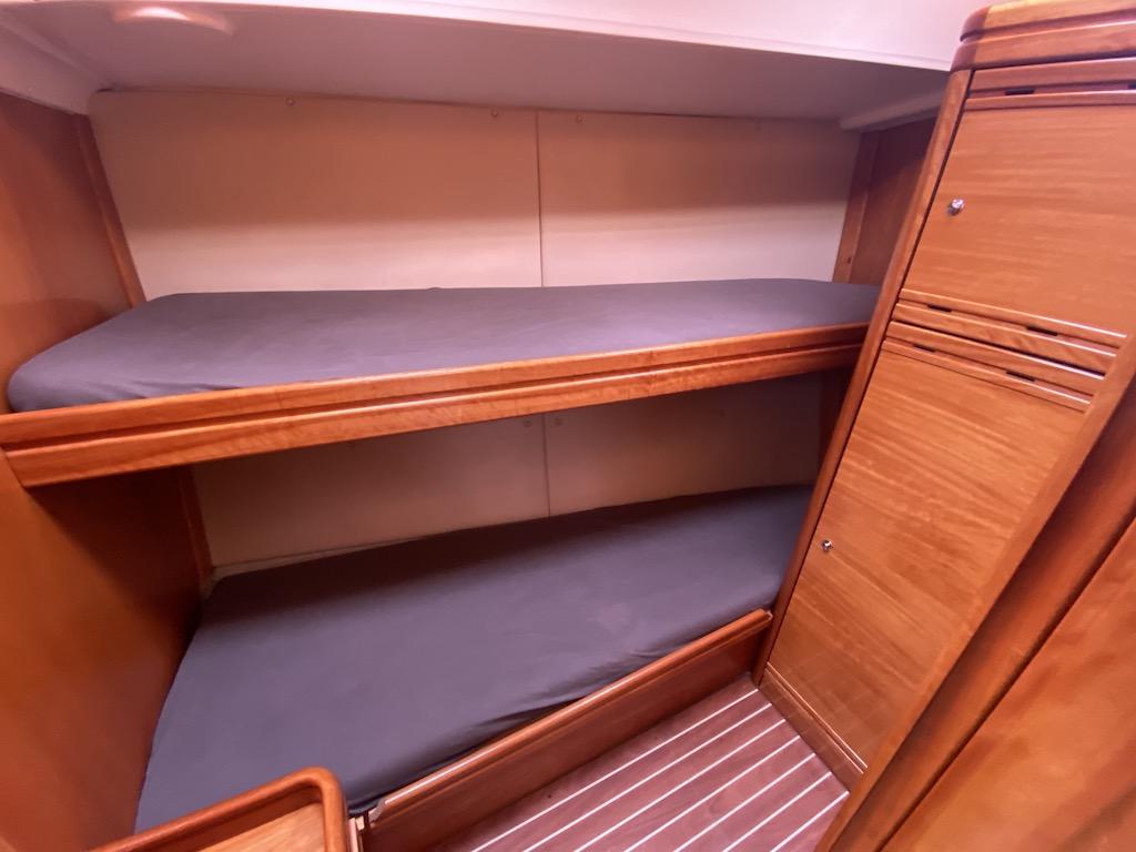 Segelboot Bavaria 46 schlaf cabine