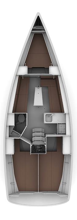 bavaria 34 anne brug yachtcharter. Black Bedroom Furniture Sets. Home Design Ideas