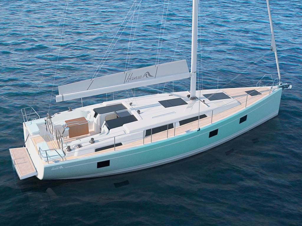 Hanse 418 Cool Breeze