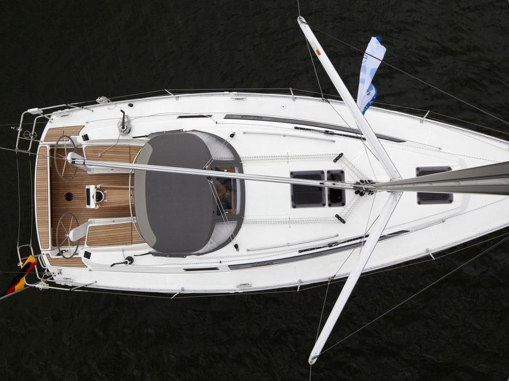 Segelboot Bavaria 34 obn