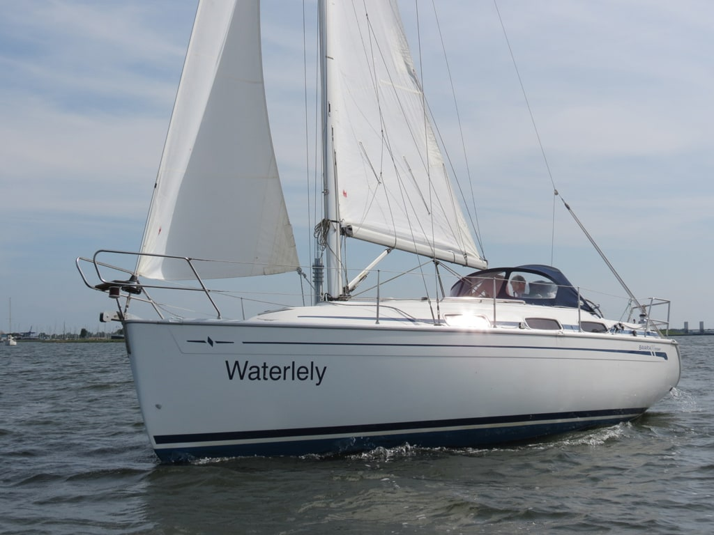 "Bavaria 30 Cruiser ""Waterlely"""